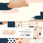 Blush Paper Kit - My Minds Eye