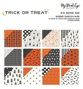 Trick Or Treat 6 x 6 Paper Pad - My Minds Eye