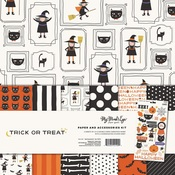 Trick Or Treat Paper Kit - My Minds Eye