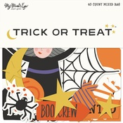 Trick Or Treat Mixed Bag Ephemera - My Minds Eye