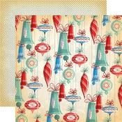 Christmas Bells Paper - A Very Merry Christmas - Carta Bella
