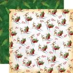 Christmas Countdown Paper - A Very Merry Christmas - Carta Bella