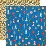 Dainty Ornaments Paper - A Very Merry Christmas - Carta Bella - PRE ORDER