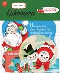 A Very Merry Christmas Ephemera - Carta Bella