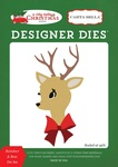 Reindeer & Bow Die Set - Carta Bella