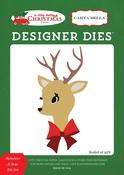 Reindeer & Bow Die Set - Carta Bella