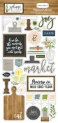 Welcome Home Chipboard - Carta Bella