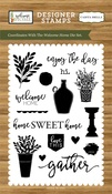 Welcome Home Stamp - Carta Bella