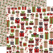 Jolly Presents Paper - A Perfect Christmas - Echo Park