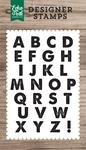 Nixon Alphabet Stamps - Echo Park