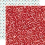 Welcome Winter Paper - A Perfect Winter - Echo Park - PRE ORDER