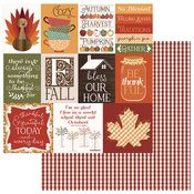 Thankful Paper - Autumn Orchard - Photoplay