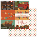 Blessed Paper - Autumn Orchard - Photoplay