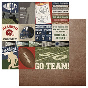 Go Team Paper - End Zone - Photoplay - PRE ORDER