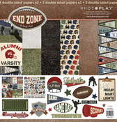 End Zone Collection Pack - Photoplay