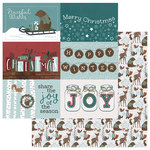 Winter Trimmings Paper - Winter Meadow - Photoplay - PRE ORDER