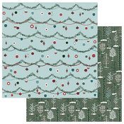 Winter Woods Paper - Winter Meadow - Photoplay - PRE ORDER
