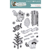 Winter Meadow Stamps - Photoplay