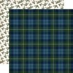 Cabin Blanket Paper - Cabin Fever - Carta Bella - PRE ORDER