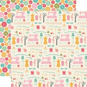 Sew Everything Paper - I'd Rather Be Crafting - Echo Park
