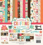 I'd Rather Be Crafting Collection Kit - Echo Park