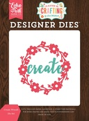 Create Wreath Die Set - Echo Park