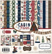 Cabin Fever Collection Kit - Carta Bella