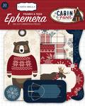 Cabin Fever Frames & Tags Ephemera - Carta Bella
