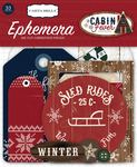 Cabin Fever Ephemera - Carta Bella