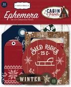 Cabin Fever Ephemera - Carta Bella