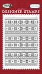 Arctic Sweater Stamp - Carta Bella - PRE ORDER