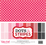 Valentines II Dots & Stripes Collection Kit - Echo Park