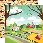 Farm Land Paper - Country Kitchen - Carta Bella