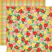 Rose Garden Paper - Country Kitchen - Carta Bella
