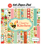 Country Kitchen 6x6 Paper Pad - Carta Bella