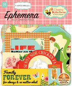 Country Kitchen Ephemera - Carta Bella