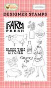 Farm Fresh Stamps - Carta Bella