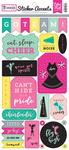 Cheer Sticker Sheet - Echo Park