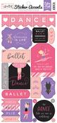 Ballet Sticker Sheet - Echo Park