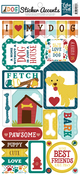 Dog Sticker Sheet - Echo Park