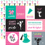 Journaling Card Paper - Cheer - Echo Park