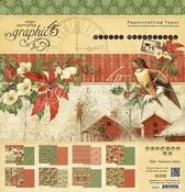 Winter Wonderland 12 x 12 Paper Pad - Graphic 45