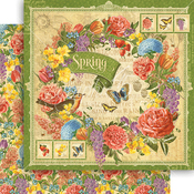 Spring Paper - Seasons - Graphic 45