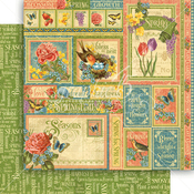 Spring Collective Paper - Seasons - Graphic 45