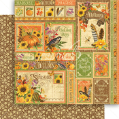 Autumn Collective Paper - Seasons - Graphic 45