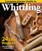 Complete Starter Guide To Whittling - Fox Chapel