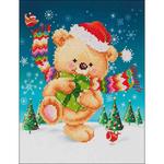 "Snow Dance - Diamond Dotz Diamond Embroidery Facet Art Kit 13.75""X17"""
