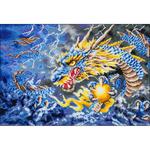 "Mythical Dragon - Diamond Dotz Diamond Embroidery Facet Art Kit 26.75""X22.5"""