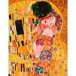 "The Kiss (Klimpt) - Diamond Dotz Diamond Embroidery Facet Art Kit 31.5""X25"""
