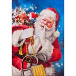 "Santa's Secret - Diamond Dotz Diamond Embroidery Facet Art Kit 37.25""X43.5"""
